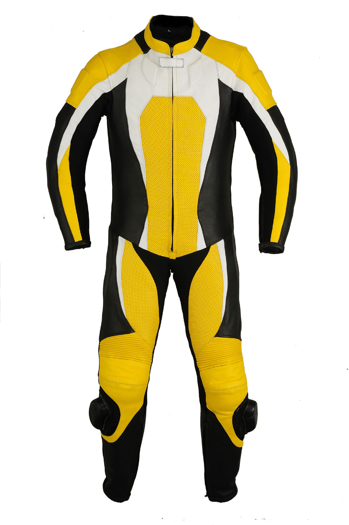 Women Yellow Leather Suits