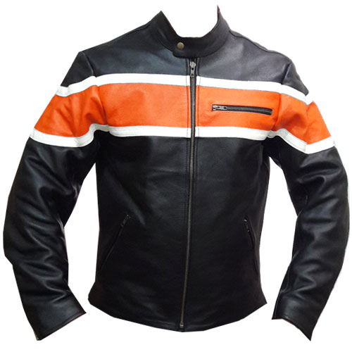 Dragon Motorcycle Leather Jackets