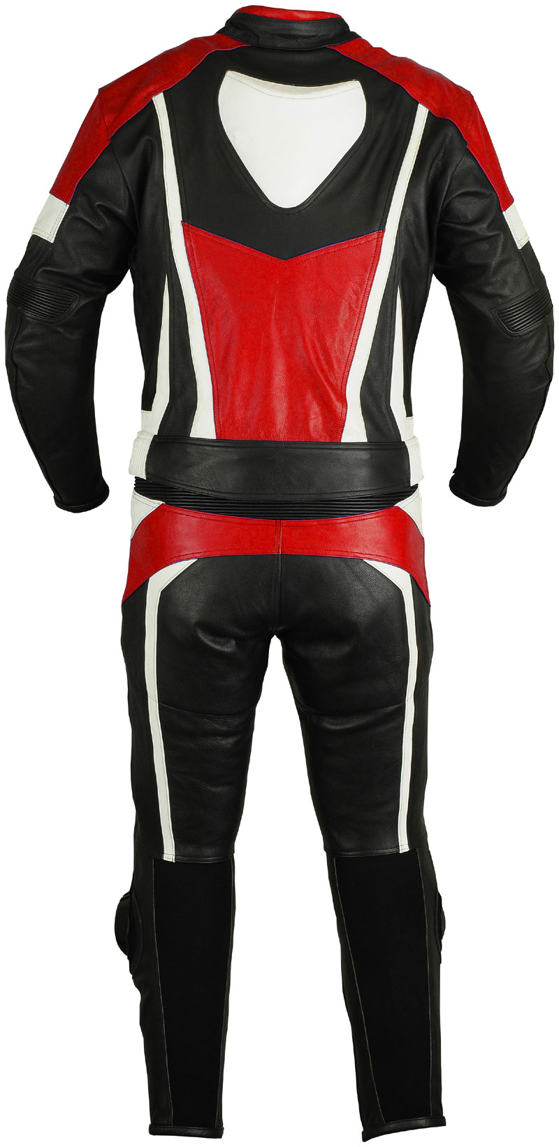Red Leather Suits
