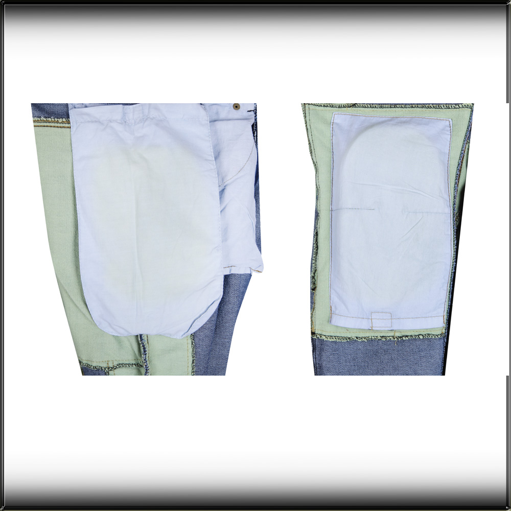 This Pant Special Made For Dupont Kevlar 300Gsm To Ride Safe motorcycle Rider